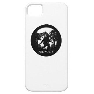 Bigfoot Silhouette iPhone 5 Case