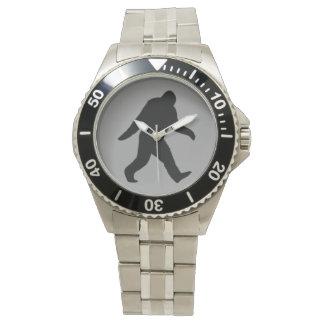 Bigfoot Silhouette Wrist Watch