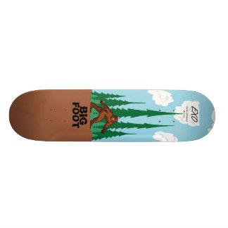 BIGFOOT SKATE BOARD DECK