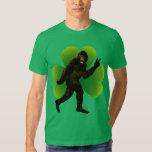Bigfoot St. Patrick's Day Tshirt