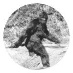 Bigfoot Stickers