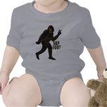 Bigfoot Sup Foo Baby Bodysuits