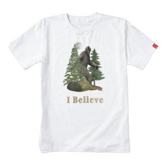 Bigfoot T-shirts Zazzle HEART T-Shirt