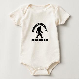 Bigfoot tracker baby bodysuit