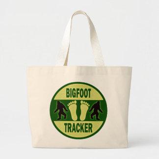 Bigfoot Tracker Canvas Bags