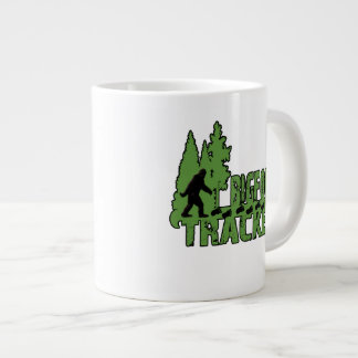Bigfoot Tracker Giant Coffee Mug