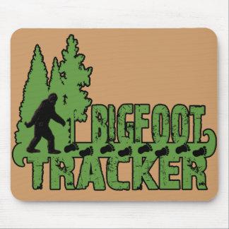 Bigfoot Tracker Mouse Pad