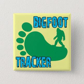 Bigfoot Tracker Pinback Button