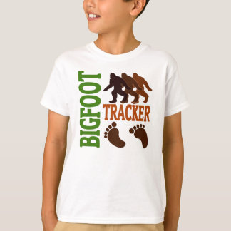 Bigfoot Tracker T-Shirt