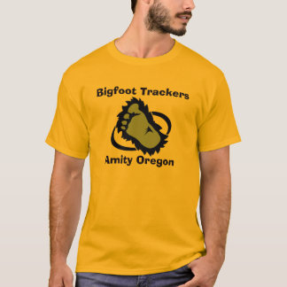 Bigfoot Trackers T-Shirt
