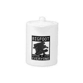 """Bigfoot valoró """"E"""" para cada uno"""