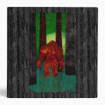 Bigfoot Vinyl Binder