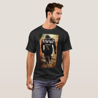 Bigfoot Was Here T-Shirt