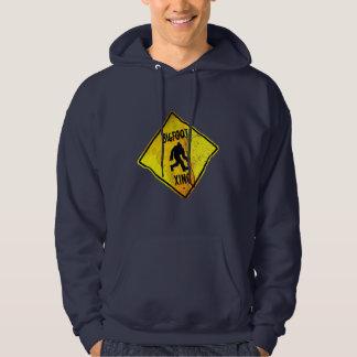 bigfoot xing hoodie