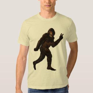 Bigfoot Yetti Sasquatch Playeras