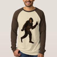 Bigfoot Yetti Sasquatch T-Shirt