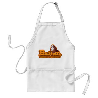 Bigfoot's Western BBQ Co. Apron