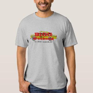 BiGG Weekend - Est. 2003 - Louisville, KY T Shirt