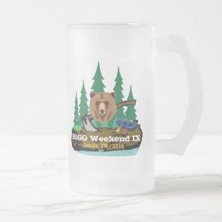 BiGG Weekend IX - Frosted Mug