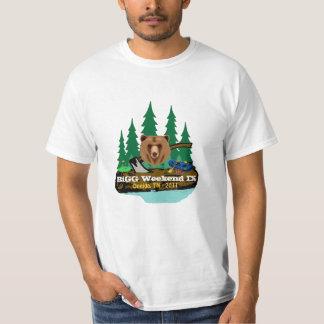 BiGG Weekend IX T Shirt