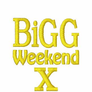 BiGG Weekend X - Embroidered Shirt