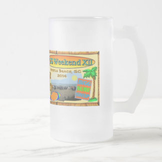 BiGG Weekend XII Frosted Mug