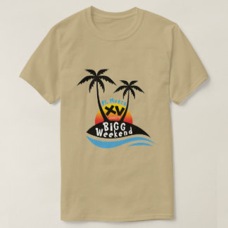 BiGG Weekend XV T-Shirt