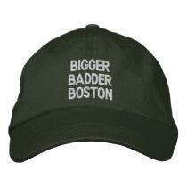 Bigger Badder Boston Cap