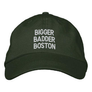 Bigger Badder Boston Cap