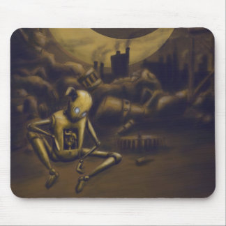 Bigger! Better! Industrialize! Mouse Pad