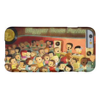 Bigger Boss Reggae Party Barely There iPhone 6 Case