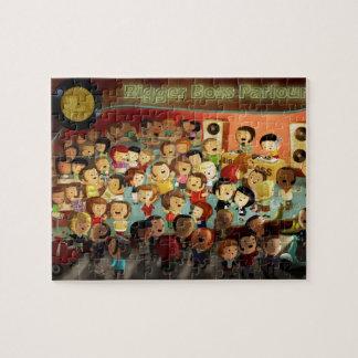 Bigger Boss Reggae Party Jigsaw Puzzle