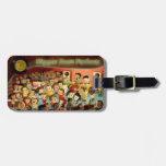 Bigger Boss Reggae Party Tag For Luggage