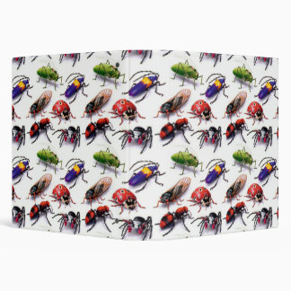 Bigger Bugs Bugs Bugs Notebook Binder