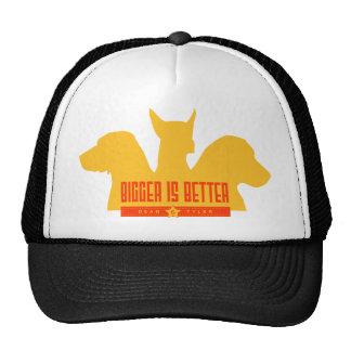 """Bigger Is Better"" Mesh Hat"