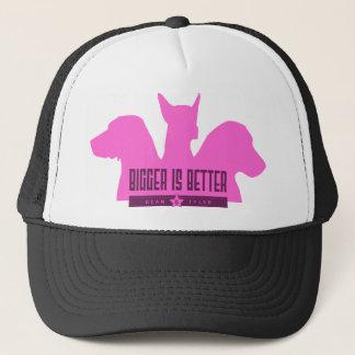 """""""Bigger Is Better"""" Trucker Hat"""
