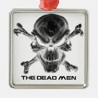 Bigger TDM logo'd items! Metal Ornament
