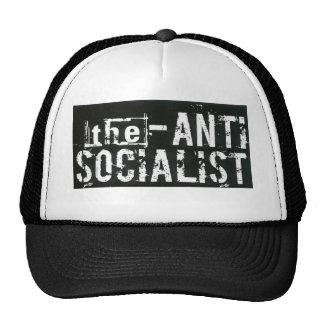 biggerantisocialist gorra