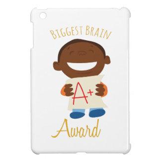 Biggest Brain Award iPad Mini Cover