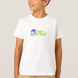 Biggest Brother (Kid's Sizes) T-Shirt