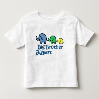 Biggest Brother Toddler T-shirt
