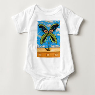 Biggest  Butterfly Baby Bodysuit