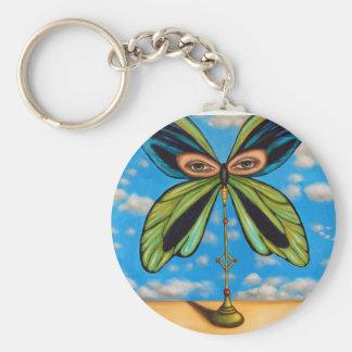 Biggest  Butterfly Keychain