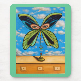 Biggest  Butterfly Mouse Pad