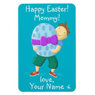 Biggest Easter Egg In The World! Rectangular Photo Magnet
