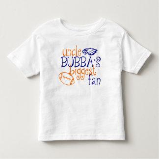 Biggest Fan de tío Bubba Playeras