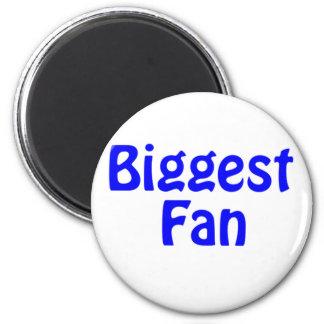 biggest fan refrigerator magnets