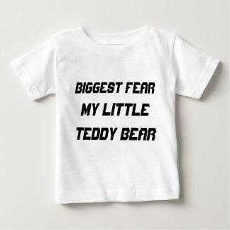 Biggest Fear:  My little teddy bear T Shirts