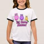 Biggest Sister Ringer T-Shirt