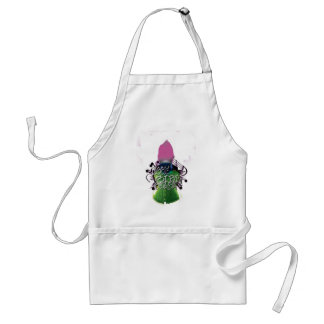 Biggie Girl Swagz Adult Apron
